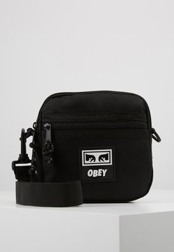 Obey Clothing - CONDITIONS TRAVELER BAG - Sac bandoulière - black
