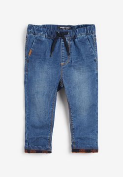 Next - Relaxed fit jeans - blue denim
