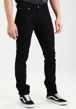 Tommy Jeans - SCANTON - Jean slim - black comfort