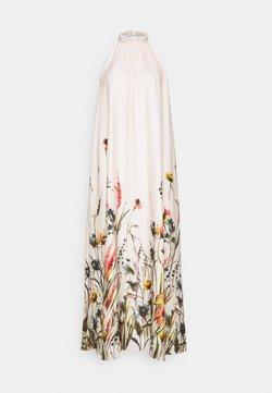 Swing - Maxi dress - sandshell/mulicolor