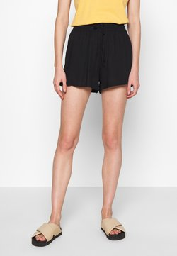 Abercrombie & Fitch - PULL ON  - Shorts - black