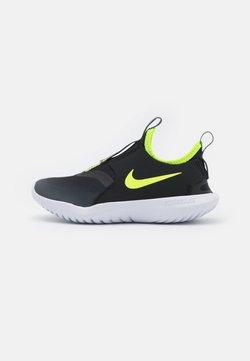Nike Performance - FLEX RUNNER UNISEX - Chaussures de running neutres - smoke grey/volt/black/white