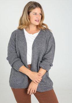 Paprika - WARME MIT GLITZEREFFEKT - Vest - grey