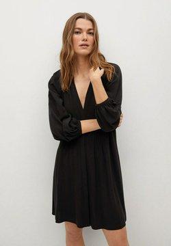 Mango - ROBE - Korte jurk - noir
