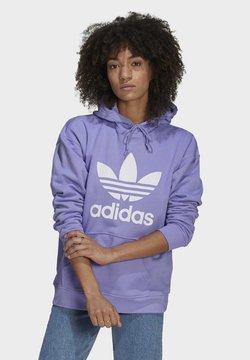 adidas Originals - HOODIE - Huppari - light purple