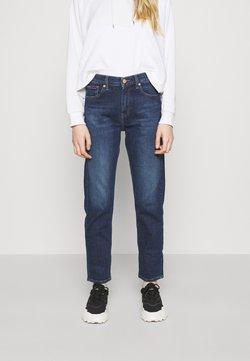 Tommy Jeans - IZZY SLIM ANKLE - Jeans slim fit - hanna dark blue comfort
