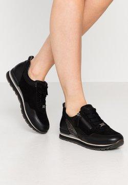 Gabor Comfort - Sneaker low - schwarz/dark grey
