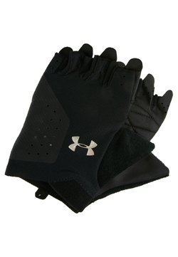 Under Armour - TRAINING GLOVE - Torghandskar - black/silver