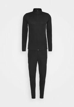 Nike Performance - SUIT SET - Trainingsanzug - black/black/black