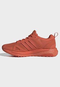 adidas Performance - SOLARGLIDE KK KARLIE KLOSS BOOST RUNNING SHOES - Obuwie do biegania Stabilność - orange