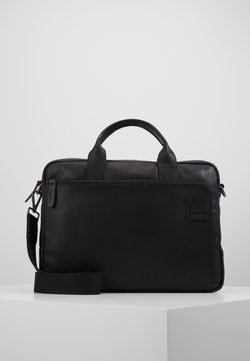 Strellson - HYDE PARK BRIEFBAG - Aktentasche - black