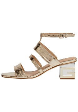 Guess - Sandales - silber