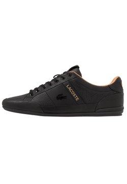Lacoste - CHAYMON - Sneaker low - black/tan