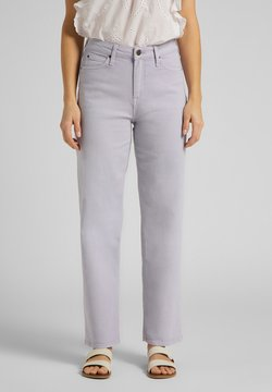 Lee - WIDE LEG - Relaxed fit -farkut - lilac
