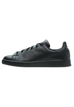 adidas Originals - STAN SMITH - Baskets basses - black/white