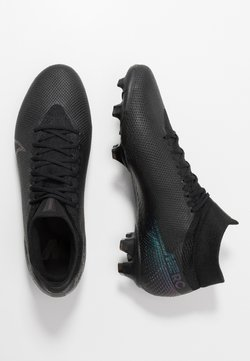 Nike Performance - MERCURIAL  7 PRO FG - Moulded stud football boots - black