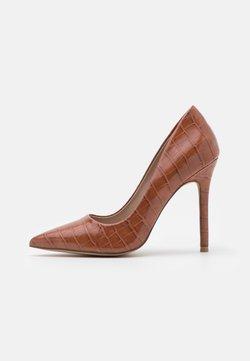 Miss Selfridge - CATERINA - Classic heels - tan