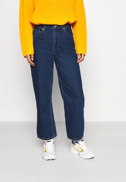 Monki - MOZIK NEW RINSE - Jeans relaxed fit - blue medium dusty