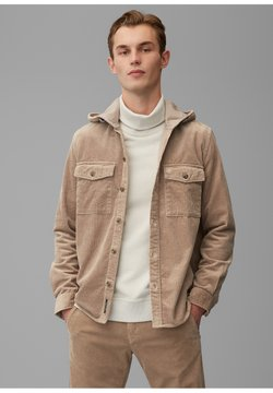 Marc O'Polo - Hemd - taupe gray
