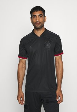 adidas Performance - DFB DEUTSCHLAND A JSY  - Nationalmannschaft - black/carbon