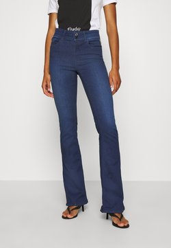 Replay - NEWLUZ - Flared Jeans - dark blue