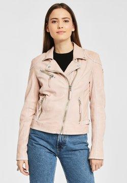 Gipsy - PGG LABAGV - Leren jas - pink