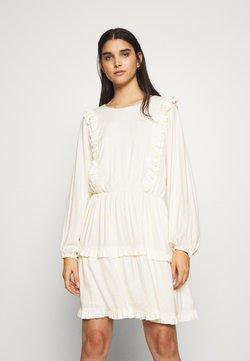 Bruuns Bazaar - DOTTIE VICTOIRE DRESS - Day dress - yellow