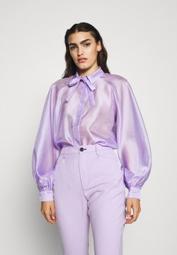DESIGNERS REMIX - ENOLA SLEEVE - Hemdbluse - lavender