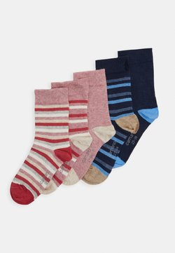 camano - ONLINE CHILDREN SOCKS  5 PACK - Sokken - winter berry
