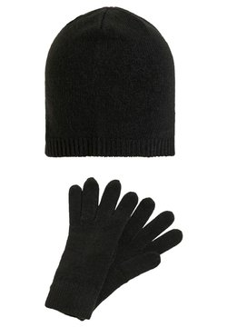 Vila - SET 2 - Fingerhandschuh - black
