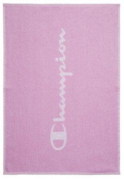 Champion - LEGACY TOWEL SMALL - Serviette - pink
