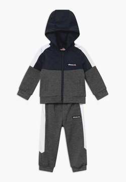Ellesse - DOUG BABY SET - Survêtement - dark grey/navy