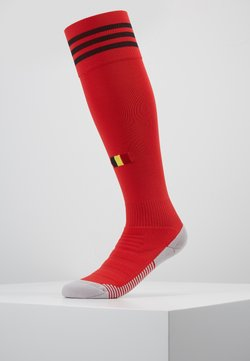 adidas Performance - BELGIUM RBFA HOME SOCKS - Sportsocken - red