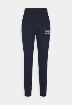 Hollister Co. - LOGO - Jogginghose - navy