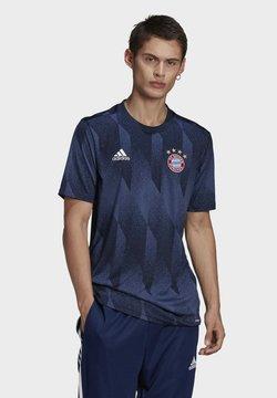 adidas Performance - Sports shirt - conavy/tecind