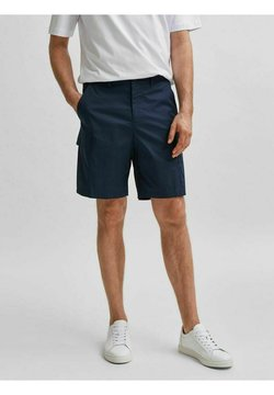 Selected Homme - Shorts - sky captain
