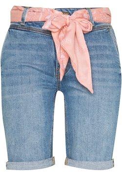 Esprit - Jeans Shorts - blue medium wash