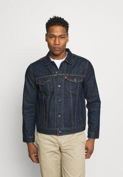 Levi's® - THE TRUCKER - Veste en jean - med indigo