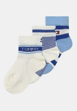 Tommy Hilfiger - GIFTBOX 3 PACK UNISEX - Calcetines - blue
