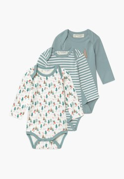 Sense Organics - YVON RETRO BABY 3 PACK - Body - blue