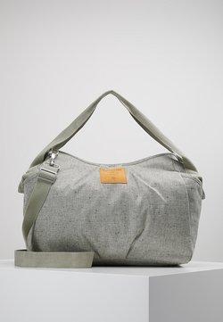 Lässig - TWIN BAG - Borsa fasciatoio - bouclé beige