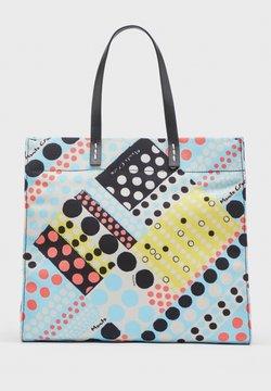 Manila Grace - Shopping bag - blu