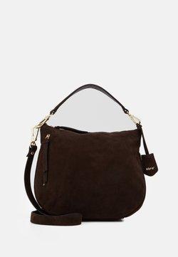 Abro - JUNA SMALL - Handtasche - dark brown
