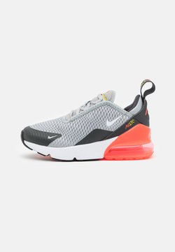 Nike Sportswear - AIR MAX 270 UNISEX - Sneaker low - light smoke grey/white/dark smoke grey