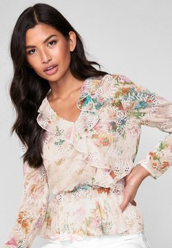 Lipsy - Blouse - nude