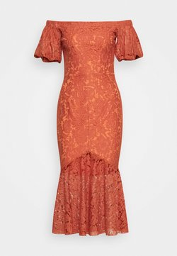 Little Mistress Tall - Cocktailkleid/festliches Kleid - rust
