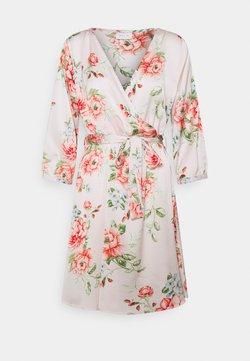 Vila - VIJOSE LUNA SHORT DRESS - Kjole - pale mauve