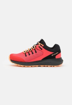 Columbia - TRAILSTORM WP - Hikingschuh - red coral/peach