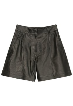Marc O'Polo PURE - Shorts - pure black
