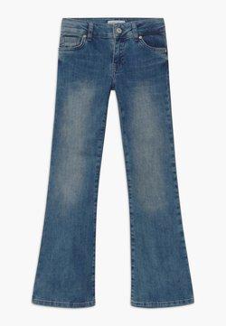 Cars Jeans - VERONIQUE - Bootcut-farkut - blue denim